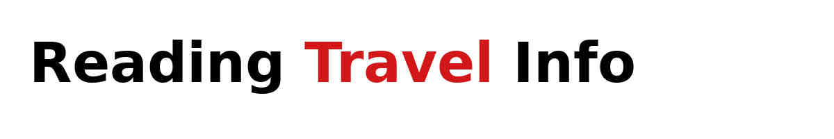 Reading Travel Info Logo